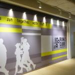 ランステ ランニングステーション 銭湯 着替え 東京 10 OVER 9 RUN CUBE 品川シーズンテラス