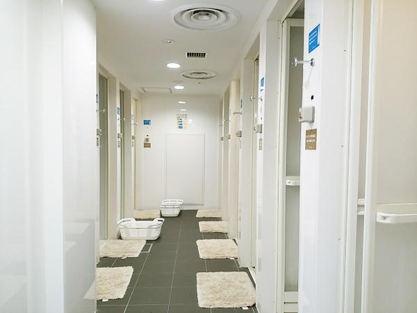 ランステ ランニングステーション 銭湯 着替え 東京 ラフィネ ランニングスタイル 日比谷