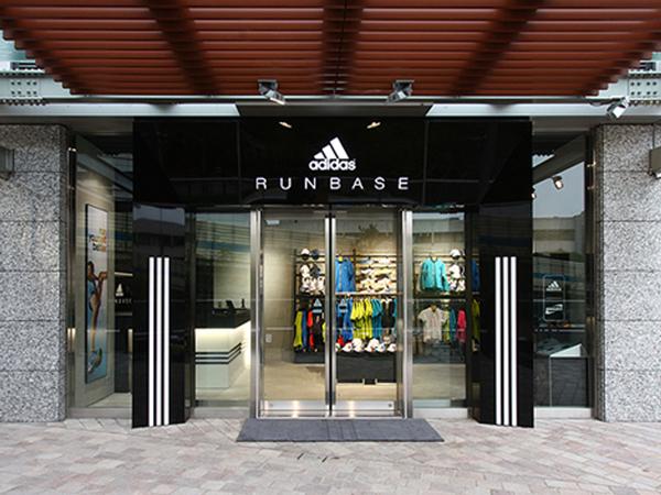 ランステ ランニングステーション 銭湯 着替え 東京 RUNBASE adidas RUNNING