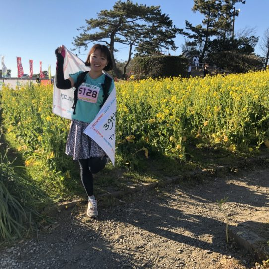 館山若潮マラソン 2019