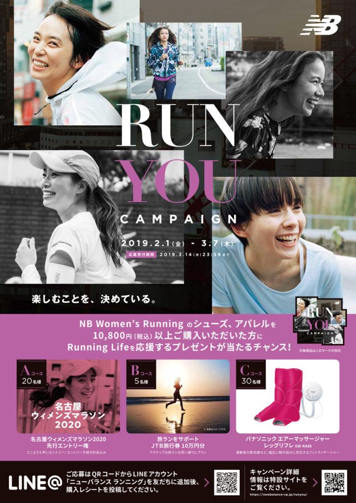 RUN YOU