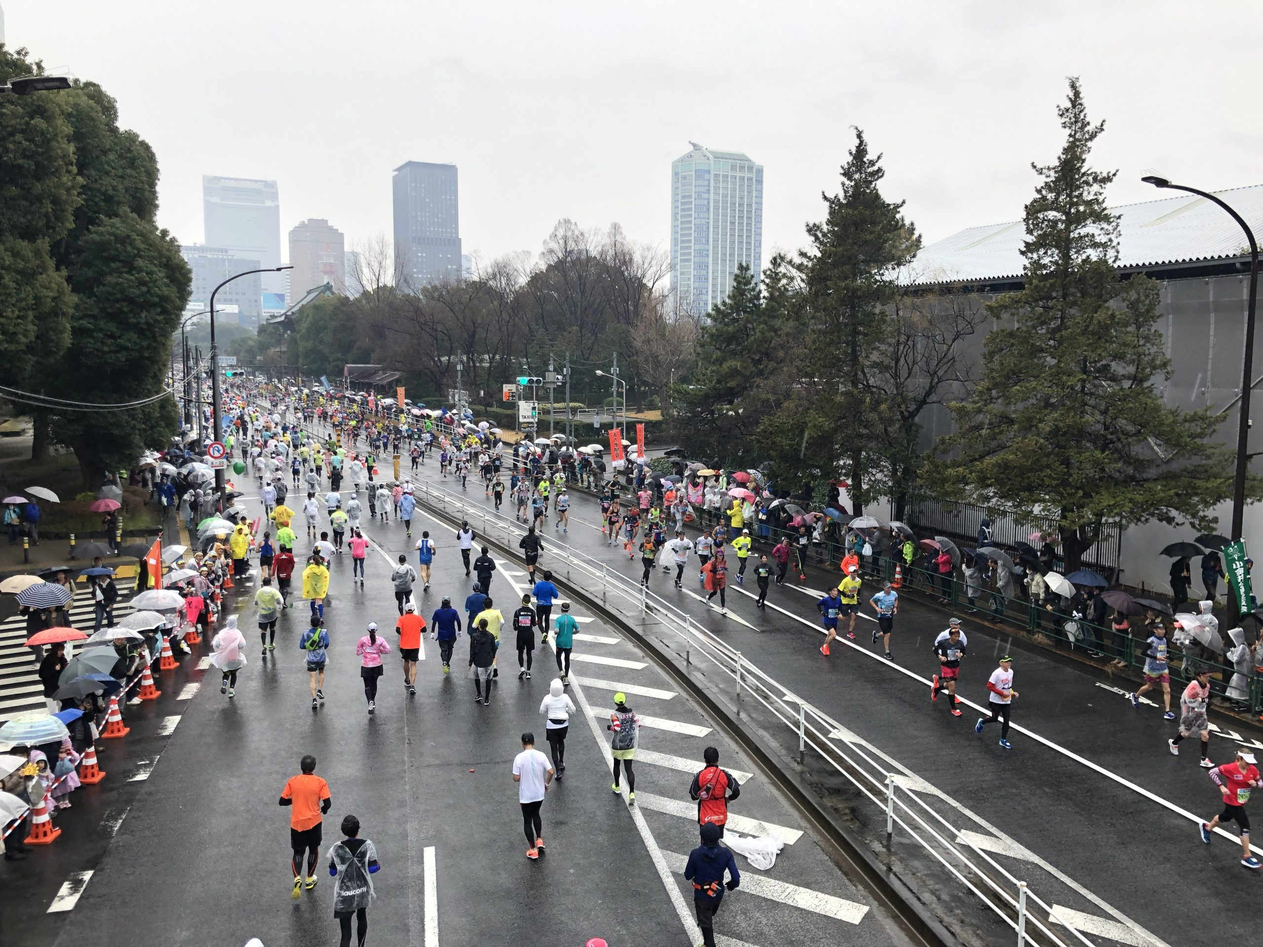 東京マラソン 2019