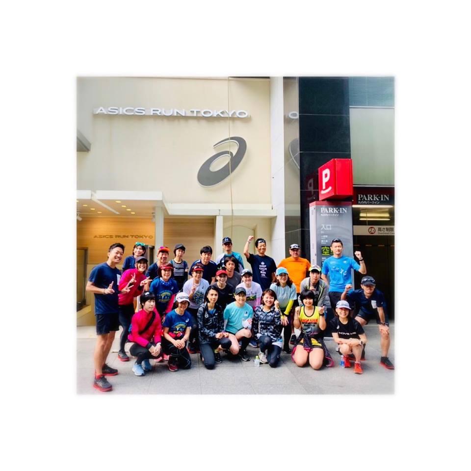 シドニーマラソン練習会